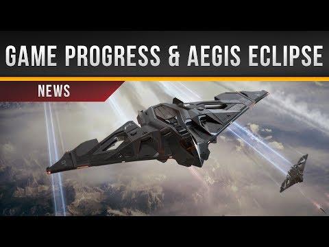 ✖ Star Citizen » Game Progress & Aegis Eclipse