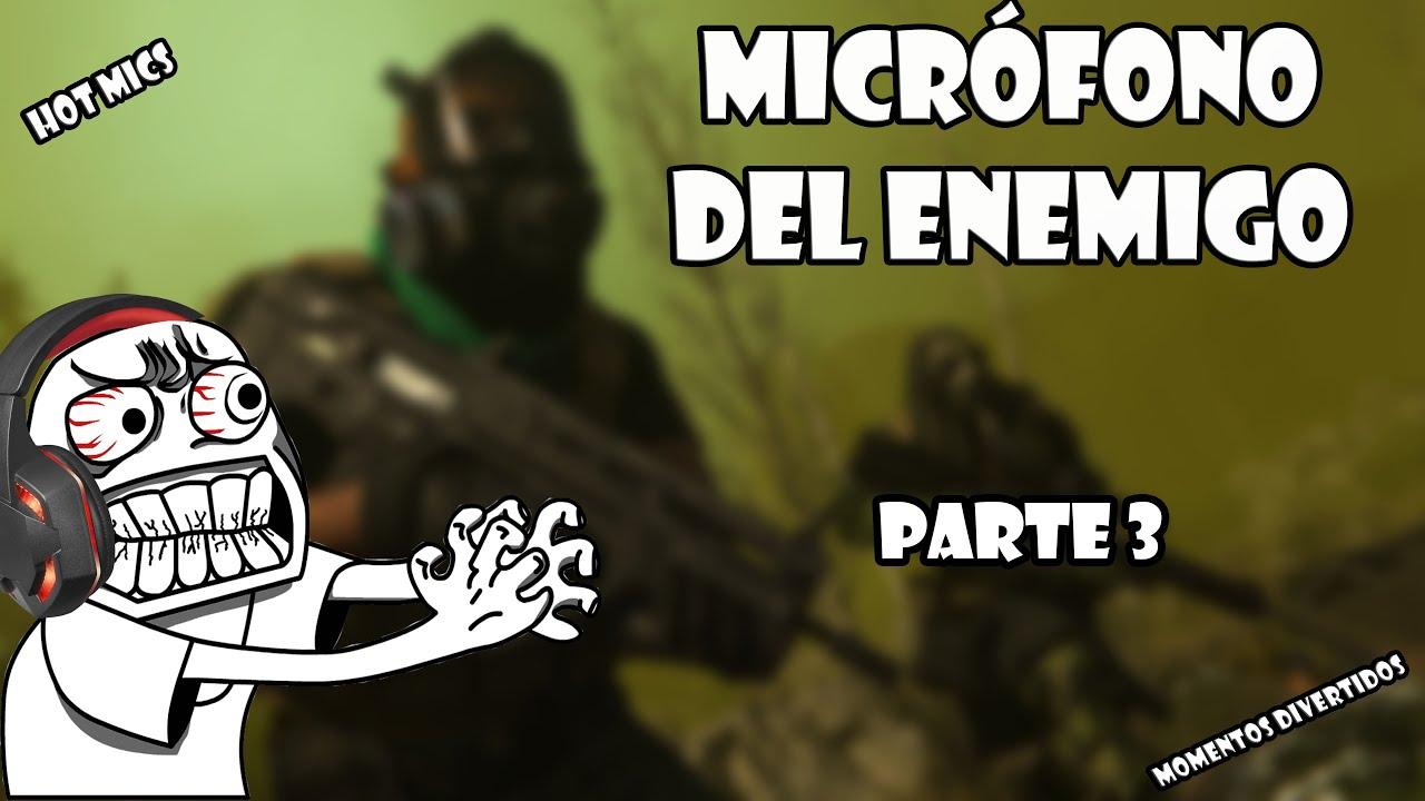 Download MICRÓFONO DEL ENEMIGO EN WARZONE (GRITOS GRACIOSOS) #3