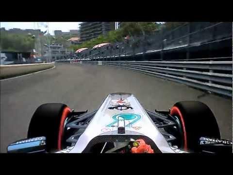 F1 2011 - Crash Compilation 2