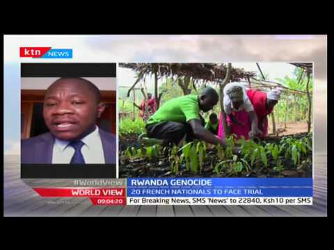 World View: France nationals to face trial over the Rwanda Genocide 30/11/2016