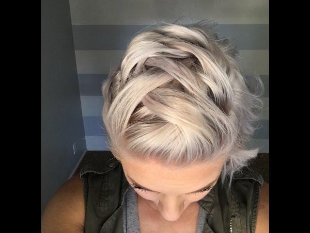 Flechtfrisuren Für Kurze Und Mittellange Haare Die Besten Braids