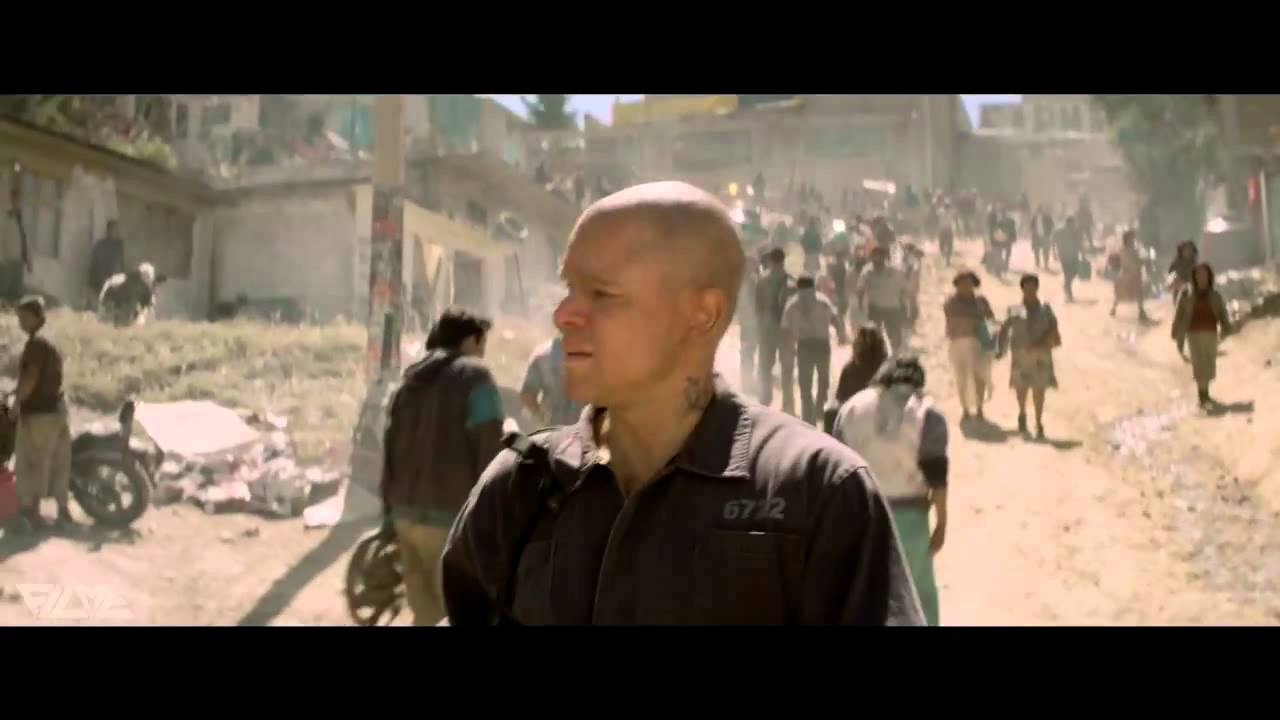 'Elysium' Heads To The End Of The Earth To Weigh Its ... |Elysium Planet