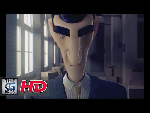 "CGI 3D Animated Short ""Jim""s Tie"" - by ESMA"