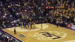 LSU Basketball Game!!