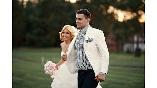 Красивое предсвадебное видео. Интервью молодых перед свадьбой. Love story от Студии Сентябрь