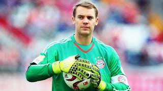 Manuel Neuer - Heroes Tonight HD