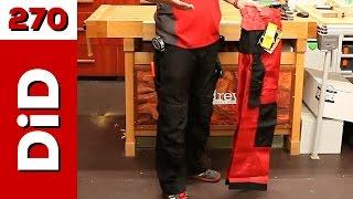 270. Spodnie robocze Snickers Workwear