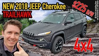 2018 Jeep Cherokee Trailhawk Review
