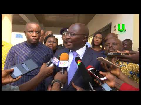 Illegal bunkering, fuel smuggling will be dealt with forcefully – Bawumia