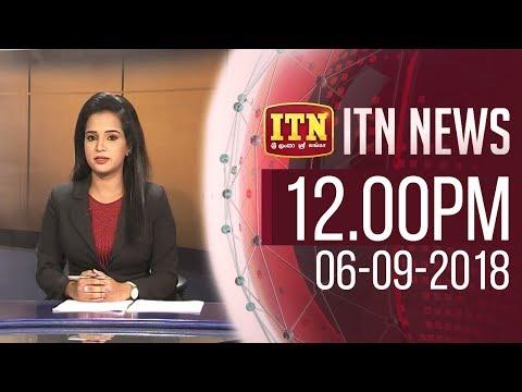 ITN News 2018-09-06   12.00 PM
