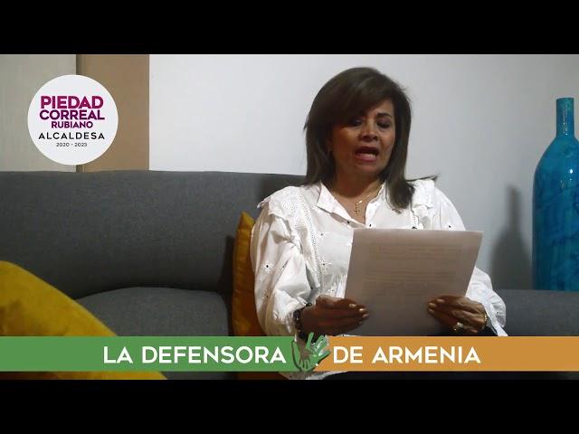 Piedad Correal Rubiano anuncia ataques y amenazas a su candidatura