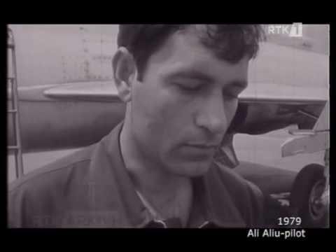 ARKIVI -  Ali  Aliu-pilot  1979      21.12.2015