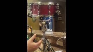 New DW 9300 Airlift Snare Stand!
