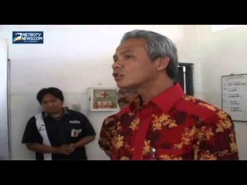 Gubernur Jateng Sidak SPBU, Pengelola Kelabakan