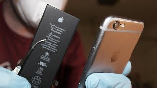 How to Replace an iPhone 6 Battery (Using iFixit Kit)