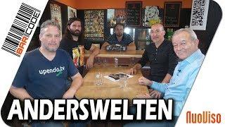 Anderswelten - #BarCode mit Ronald Knoll, Alexander König, Peter Haisenko und Robert Stein