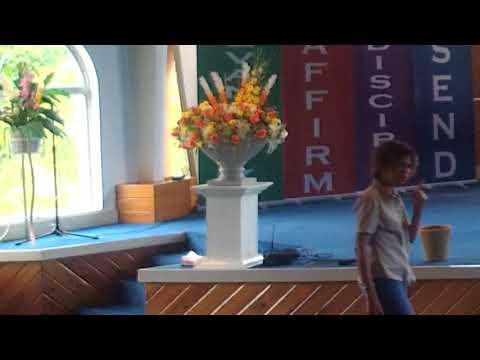 Holy Spirit 5.27.2018 Adelle Brown, Pastor V.I. Christian Ministries