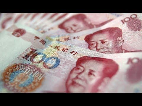Onshore And Offshore Yuan Weakens Beyond 7 Per U.S. Dollar
