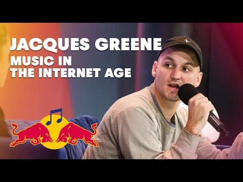 Jacques Greene Lecture (Montréal 2016) | Red Bull Music Academy