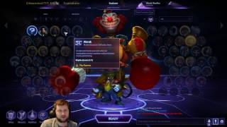 Heroes of the Storm - Friday Fun /w Friends