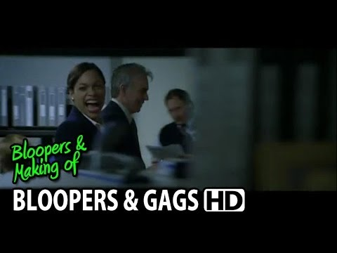 Eagle Eye (2008) Bloopers Outtakes Gag Reel (Part1/2)