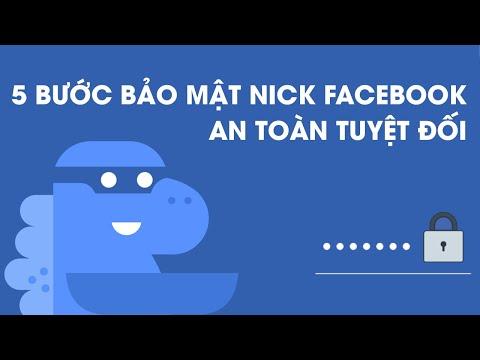 cách bảo mật tài khoản facebook không bị hack - 5 Bước bảo mật tài khoản Facebook chống hack nick Facebook update 2021