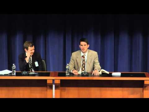 Ethics 2015 | Panel Discussion: The State of Civil and Military Relations