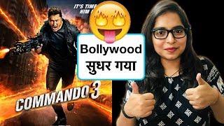 Commando 3 Movie REVIEW | Deeksha Sharma