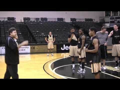 All-Access with Oakland Basketball