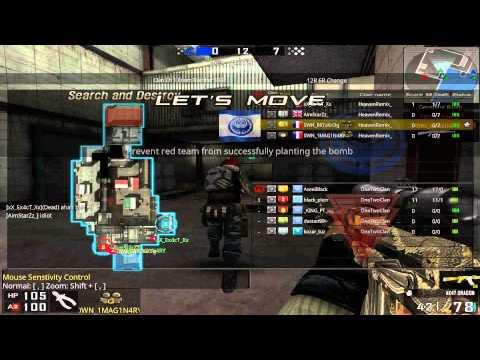 BlackShot Europe - Hackers Clan - 03/01/2015