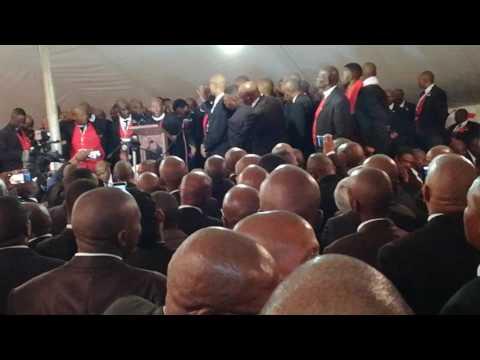 Moruti Tau, Limpopo District YMG President