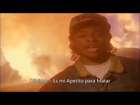 NWA  Appetite For Destruction Extended Mix Subtitulado español Vídeo Oficial