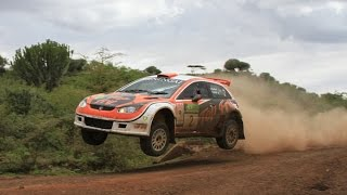 KCB SAFARI RALLY 2015 - Round 2