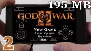Repeat youtube video How to Download God Of War 2 On Your Android Device With Proof Simple steps