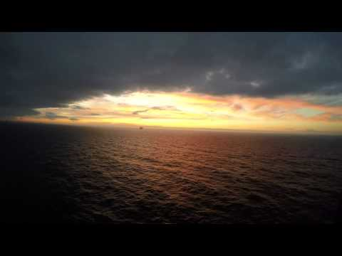 Offshore Sunset Time Lapse - GoPro Hero 4 Black