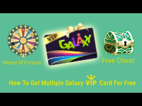 How To Hack Galaxy Chat & Play And Get Free VIP Card