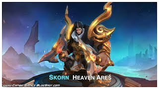 Heroes Arena 5v5: New Skin - Heaven Ares Skorn Android/iOS Mp3