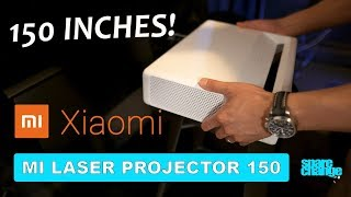 XIAOMI Mi Laser Projector 150 Review | Ultra Short Throw Projector!