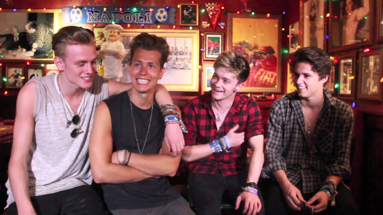 EXCLUSIVE: THE VAMPS TALK ABOUT LAURA MARANO - YouTube The Vamps Bradley Simpson