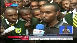 Mavuno ya watahiniwa wa mtihani wa KCSE 2015