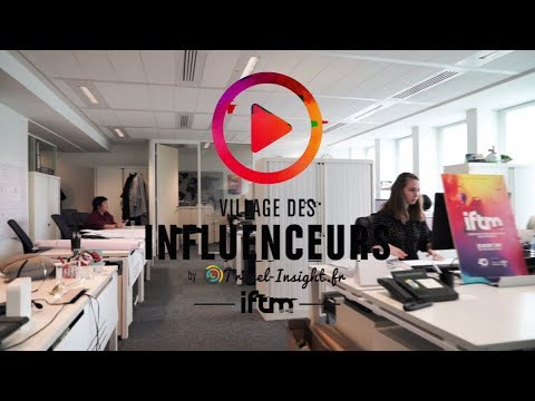 Teaser Village des Influenceurs IFTM Top Resa by Travel Insight