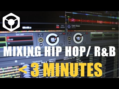 Learn mixing Hip-Hop/R&B in under 3 minutes | Vescu