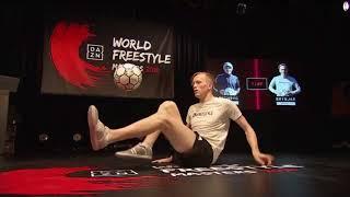 DAZN World Freestyle Masters - top8 MichRyc vs Brynjar