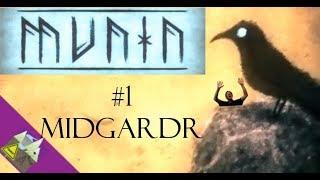 Munin #1 Midgardr