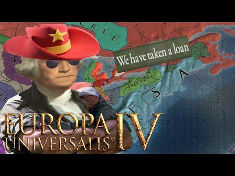 Eu4 American Revolutionary War |