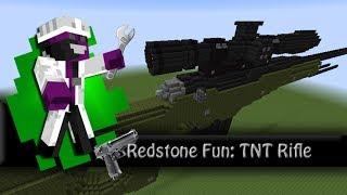 Redstone Fun: T.N.T. Riḟle (Awp)