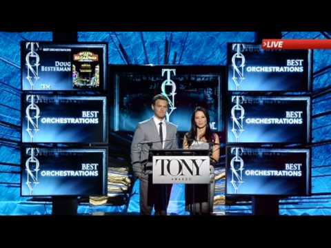 2014 Tony Awards Nominations Announcement