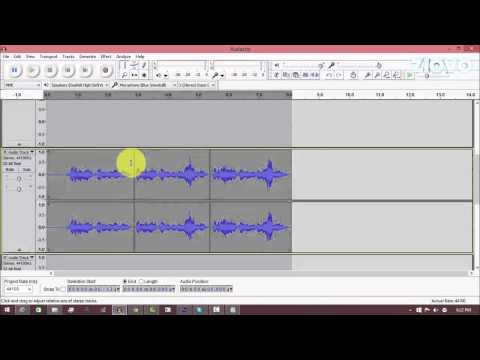 Audacity Tutorial For Beginners! Record Commentaries & Improve Your Audio Quality!