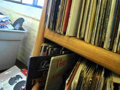 177. Thrift Store Vinyl Dig