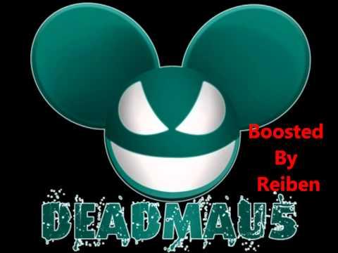 Deadmau5  Ghosts N Stuff Nero Remix BASS BOOSTED